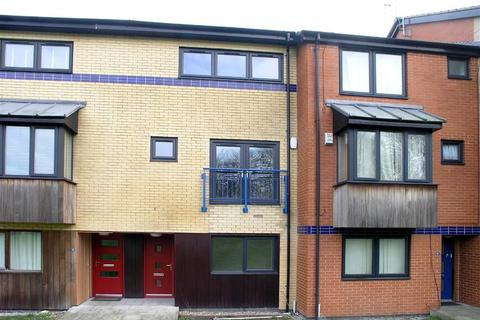 4 bedroom townhouse for sale - Abbey Way, Hull