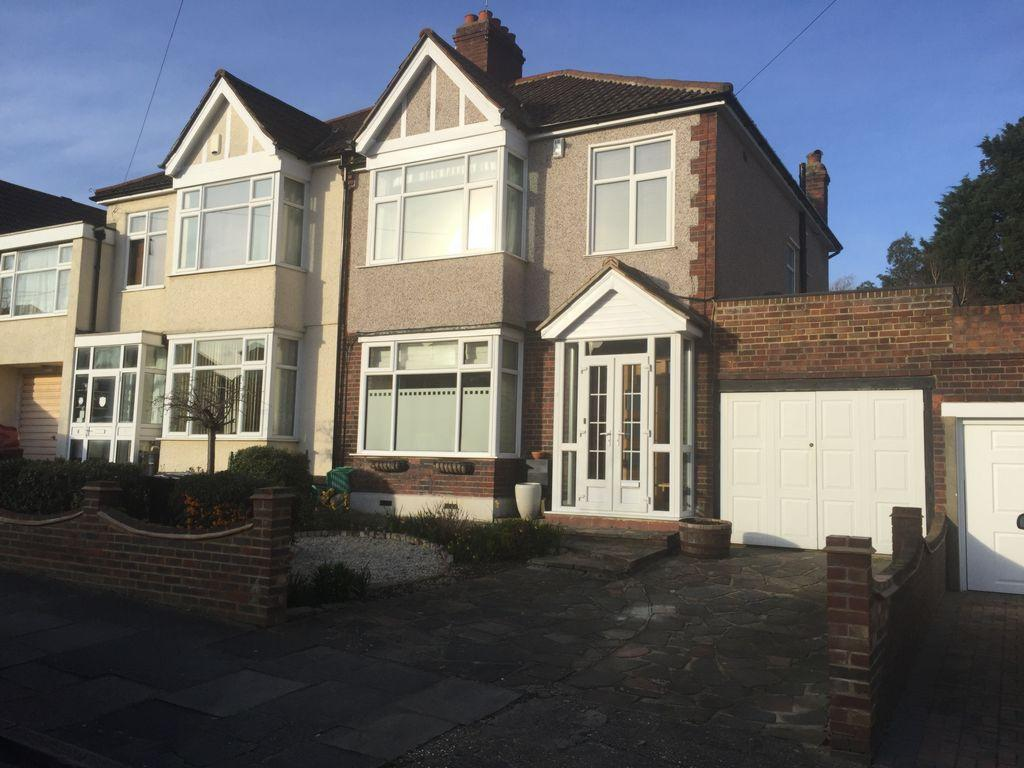 3 Bedrooms Semi Detached House for sale in Briary Gardens, Bromley, BR1
