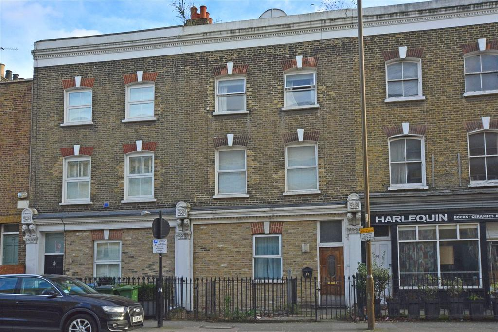 4 Bedrooms Terraced House for sale in Greenwich High Road, London, SE10