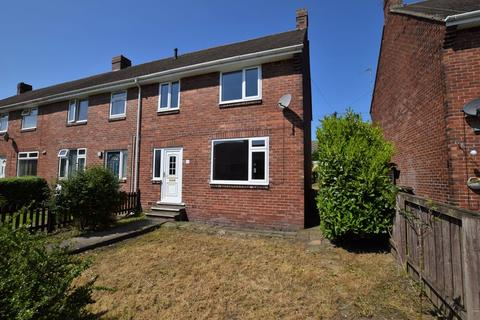 3 bedroom end of terrace house to rent - Parkside, Tanfield Lea, Stanley
