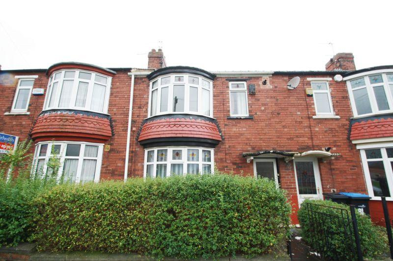 3 Bedrooms Terraced House for sale in Saltwells Road, Longlands, Middlesbrough, TS4 2DT