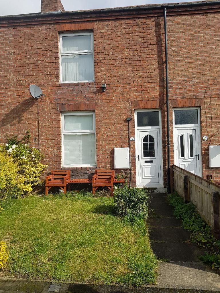 2 Bedrooms Terraced House for rent in Viola Street - Washington - NE37 2QL