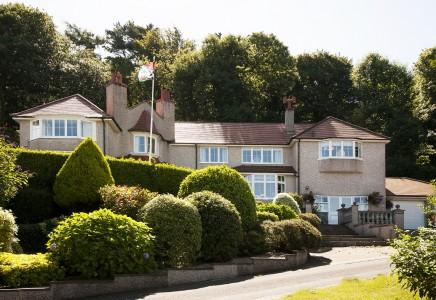 4 Bedrooms Detached House for sale in Ramsey, Isle of Man, IM8