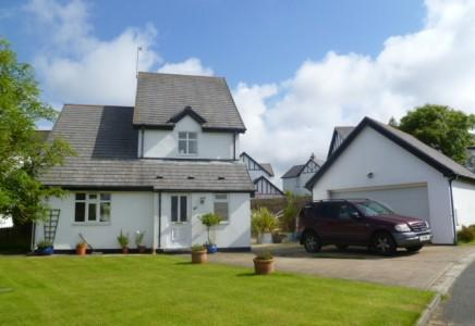 3 Bedrooms Detached House for sale in Santon, Isle of Man, IM4