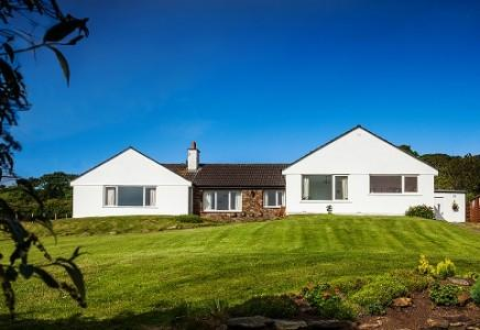 3 Bedrooms Bungalow for sale in Ballajora Crossing, Maughold, Isle of Man, IM7