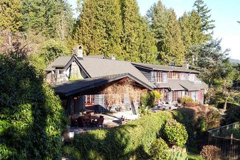 5 bedroom detached house  - 4441 Piccadilly North, Caulfeild, West Vancouver