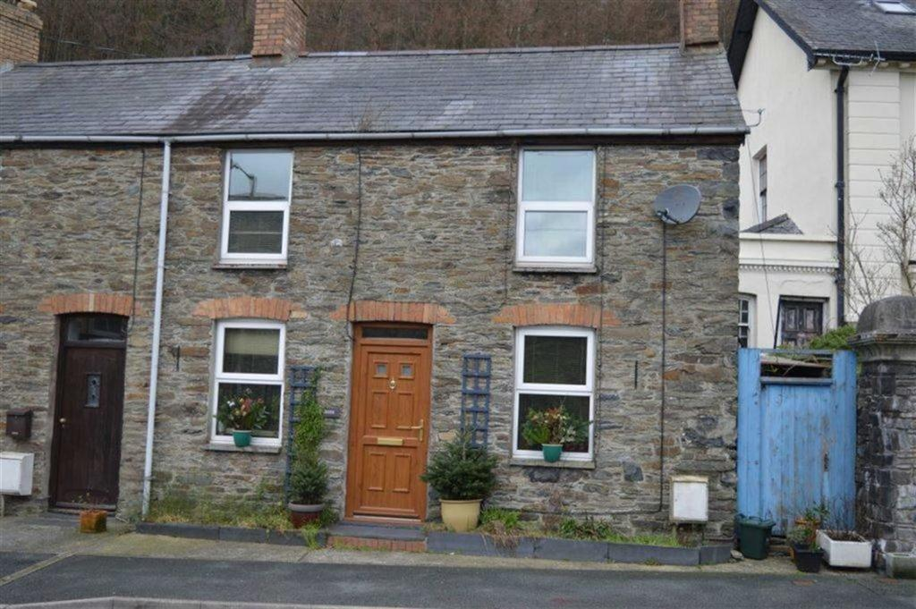 2 Bedrooms Cottage House for sale in Caer Siddi, 2, Ceulan View, Talybont, Ceredigion, SY24