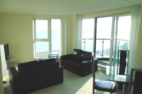 2 bedroom apartment to rent - Meridian Tower, Trawler Road, Swansea, SA1 1JW