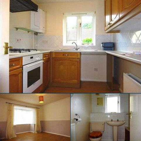 2 bedroom terraced house to rent - Wordsworth Close, Exmouth EX8