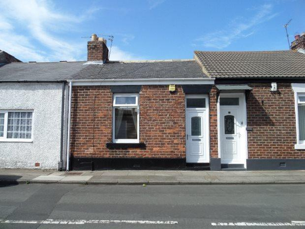 2 Bedrooms Terraced Bungalow for sale in RAINTON STREET, MILLFIELD, SUNDERLAND SOUTH