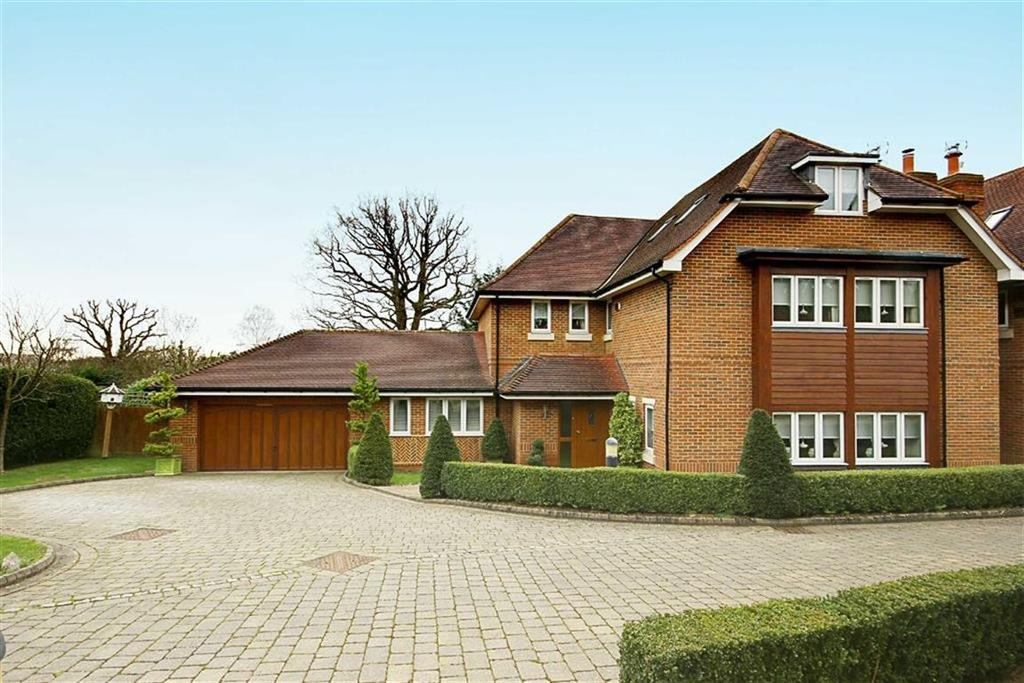 5 Bedrooms Detached House for sale in Chase Green, Cuffley, Hertfordshire