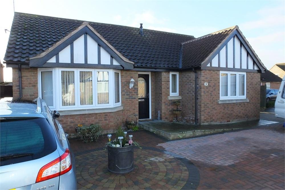 2 Bedrooms Detached Bungalow for sale in Wheatsheaf Close, Sibsey, Boston, Lincolnshire