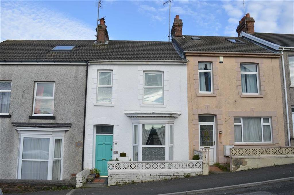 3 Bedrooms Terraced House for sale in Canterbury Road, Swansea, SA2