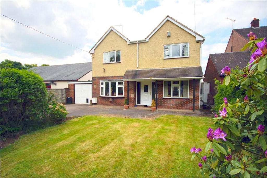 3 Bedrooms Detached House for sale in Hurstons Lane, Alton, Staffordshire