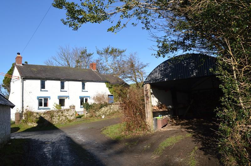 2 Bedrooms Land Commercial for sale in Ffynnon Helygen , Rhydlewis, Llandysul, Ceredigion. SA44 5QT