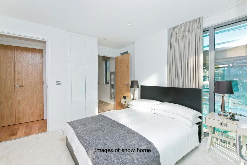 2 Bedrooms Flat for sale in The Ivery, Iverson Road, West Hampstead