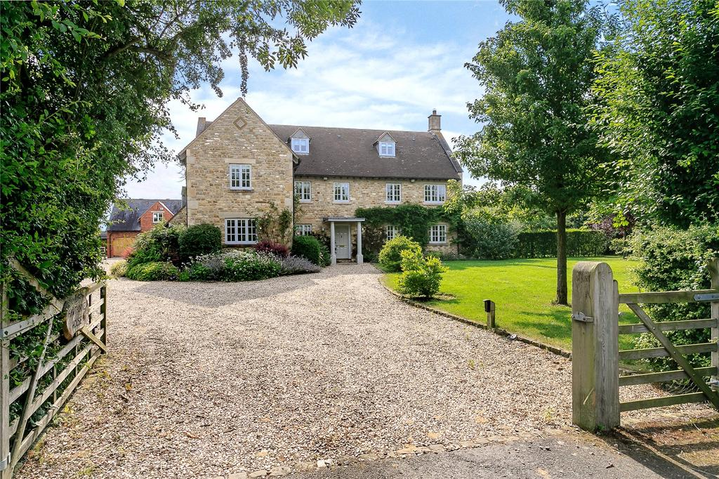6 Bedrooms Detached House for sale in Brailes Road, Nr Honington, Shipston-on-Stour, Warwickshire