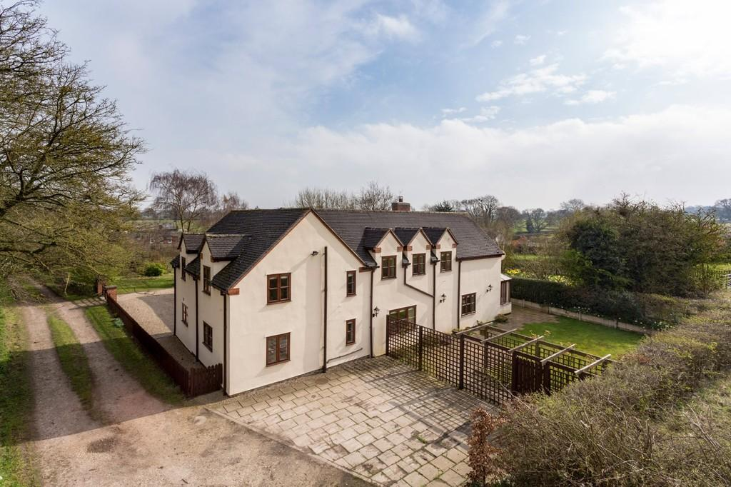 4 Bedrooms Detached House for sale in Bell House Lane, Anslow, Burton upon Trent