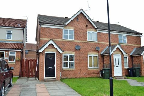 2 bedroom terraced house to rent - Northumbrian Way, North Shields