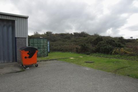 Land for sale - Amlwch Industrial Estate, Amlwch