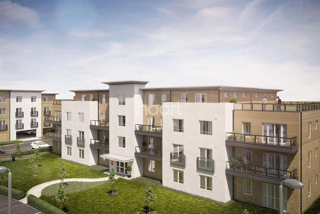 2 Bedrooms Flat for sale in 'The Quarters', Fleming Place, Bracknell