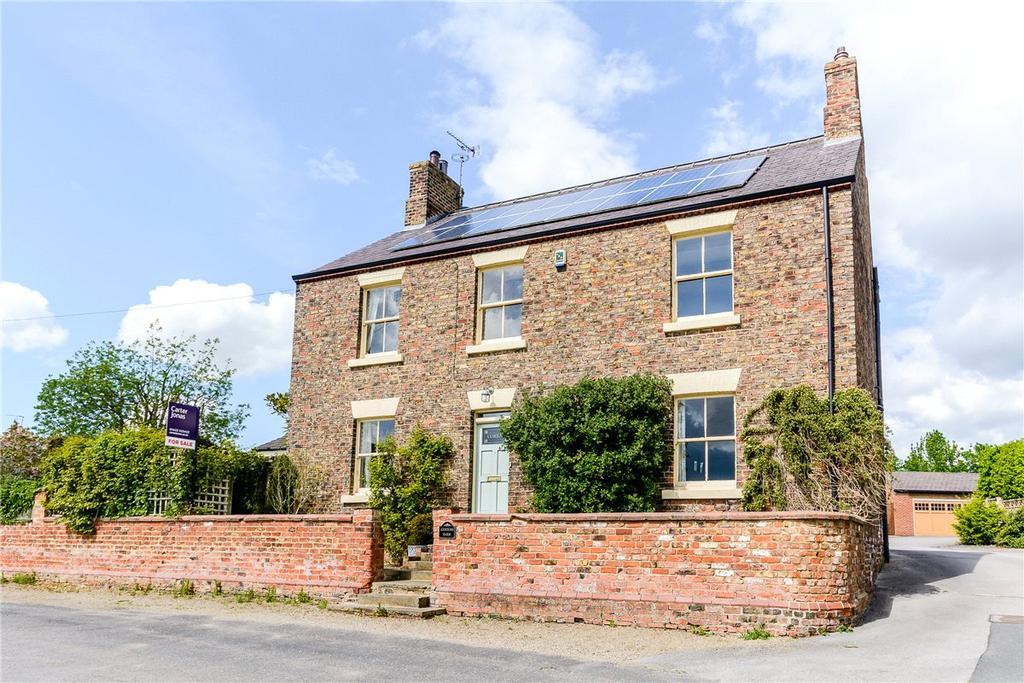 5 Bedrooms Detached House for sale in Axholme Farm, Chapel Street, Cattal, York, YO26