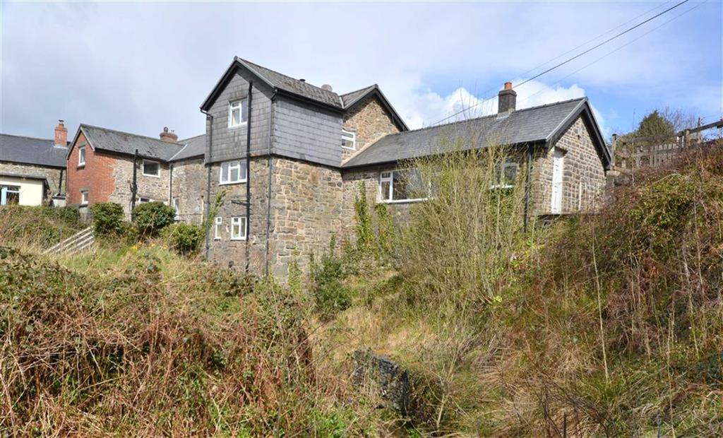 2 Bedrooms Cottage House for sale in Ivy Cottage, Bontdolgadfan, Llanbrynmair, Powys, SY19