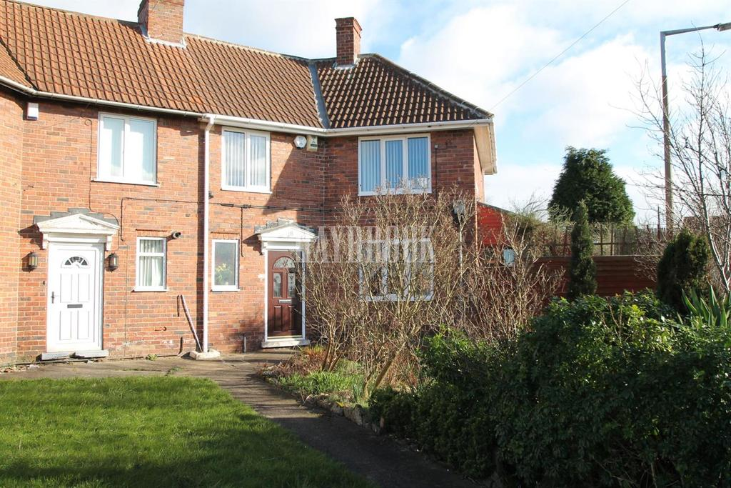 3 Bedrooms Semi Detached House for sale in Briton Street, Thurnscoe
