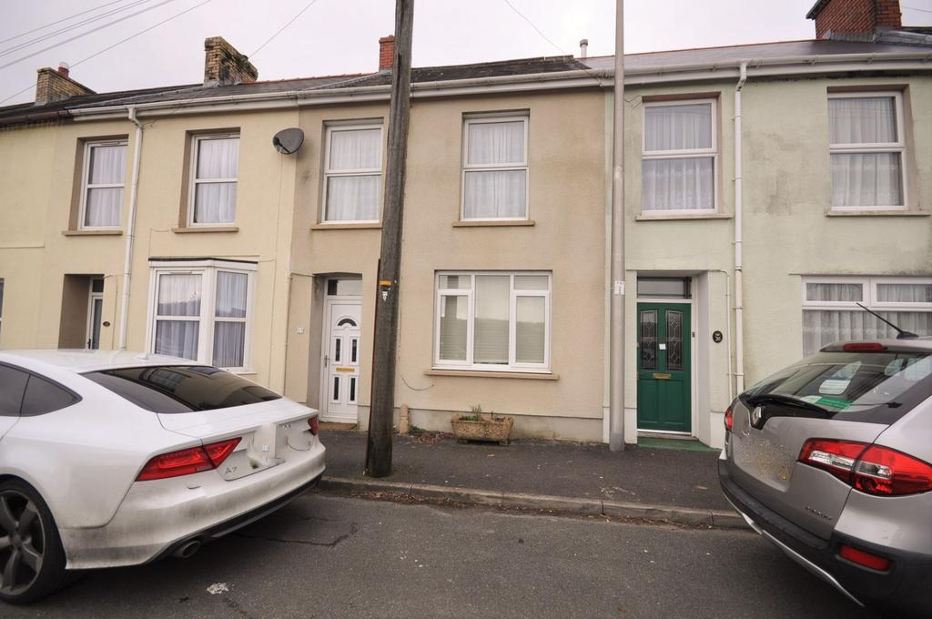 4 Bedrooms Terraced House for sale in 19 St. Mary Street, Whitland SA34 0PY