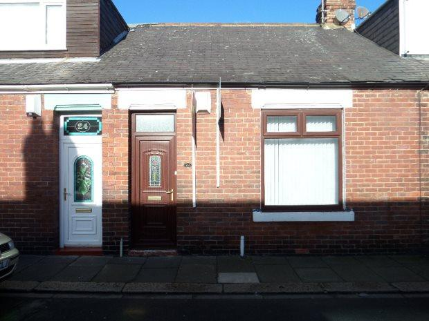 2 Bedrooms Terraced Bungalow for sale in KIMBERLEY STREET, PALLION, SUNDERLAND SOUTH