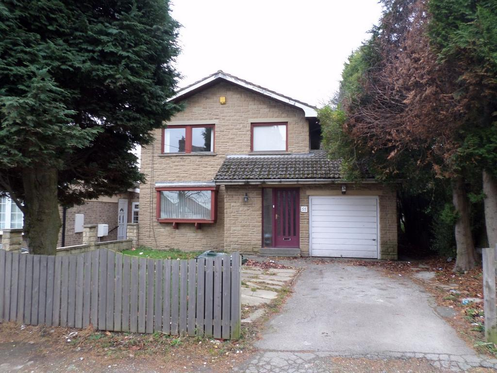 3 Bedrooms Detached House for sale in Baslow Grove, Daisy Hill, BRADFORD, West Yorkshire