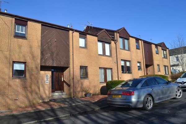 2 Bedrooms Flat for sale in G/R, 3 Kildale Road, Lochwinnoch, PA12 4DF