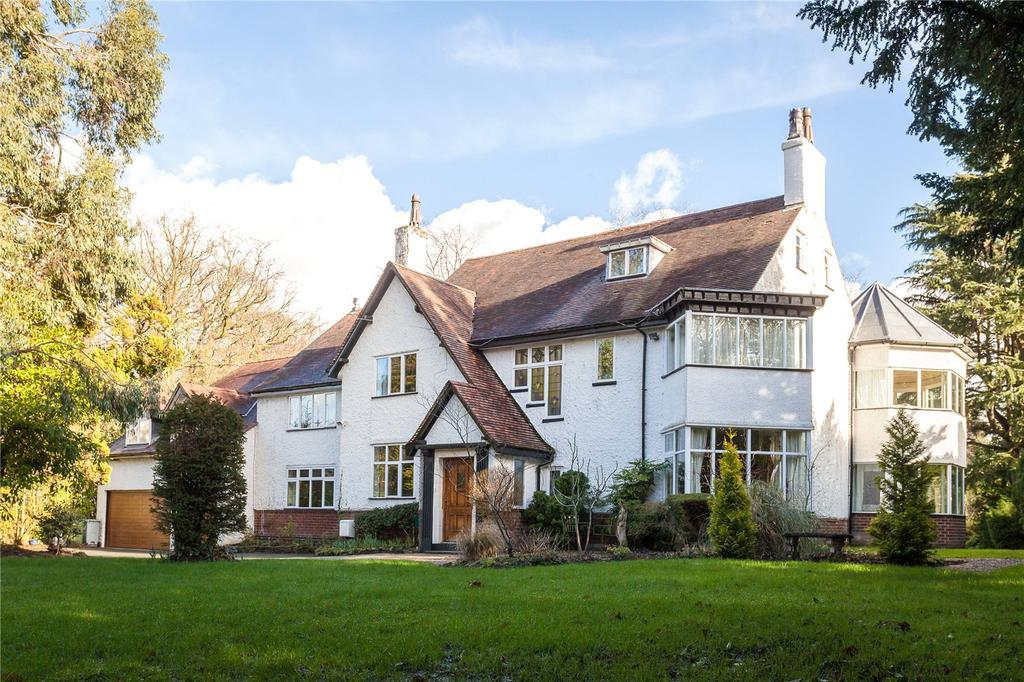 7 Bedrooms Detached House for sale in Heybridge Lane, Prestbury, Macclesfield, Cheshire, SK10