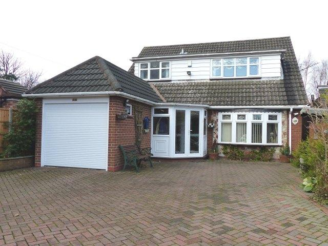 3 Bedrooms Detached House for sale in Pelsall Road,Brownhills,Walsall