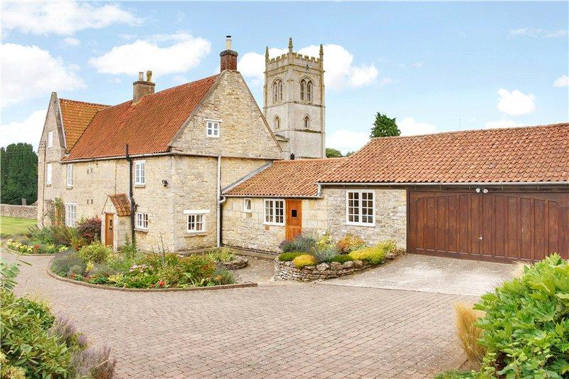 4 Bedrooms Unique Property for sale in Back Lane, Stonesby, Melton Mowbray