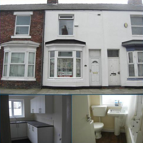 2 bedroom terraced house to rent - MEATH STREET, MIDDLESBROUGH, TS1 4RS