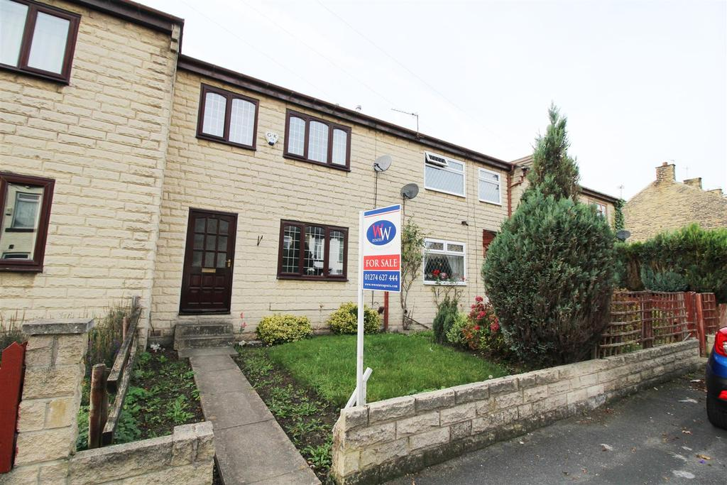 3 Bedrooms Town House for sale in Fletton Terrace, Bradford, BD2 3AN