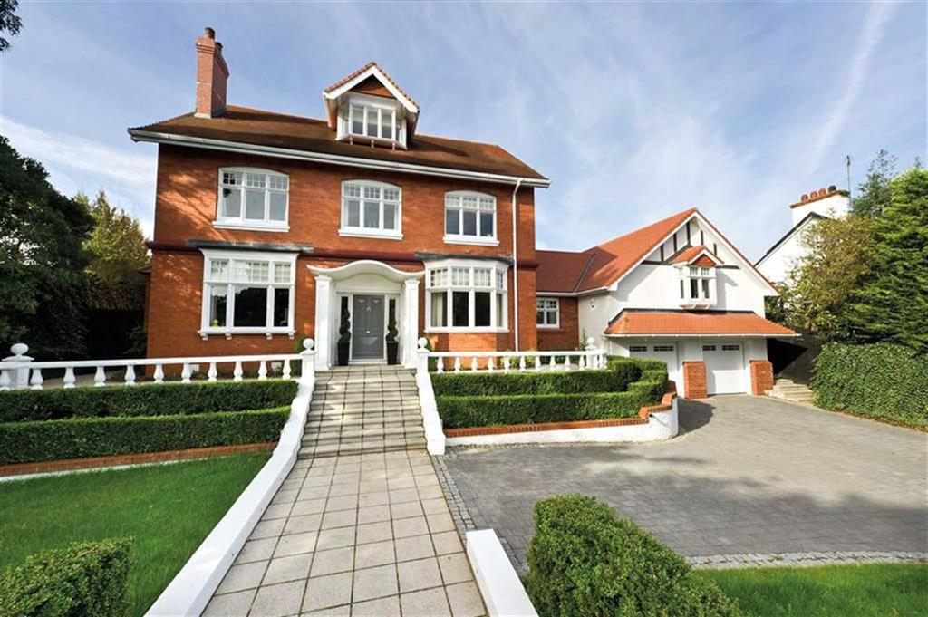 6 Bedrooms Detached House for sale in Brunswick Road, Douglas, Isle of Man