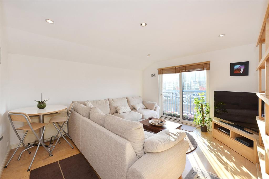 1 Bedroom Flat for sale in Gaselee Street, London