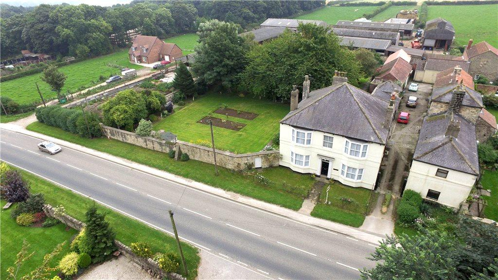 5 Bedrooms Detached House for sale in High Moor House, Leeds Road, Toulston, Tadcaster, North Yorkshire