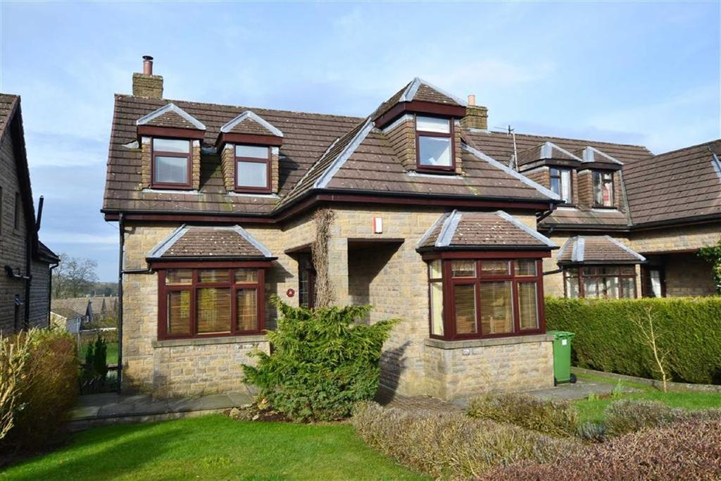 4 Bedrooms Detached House for sale in Alma Avenue, Foulridge, Lancashire