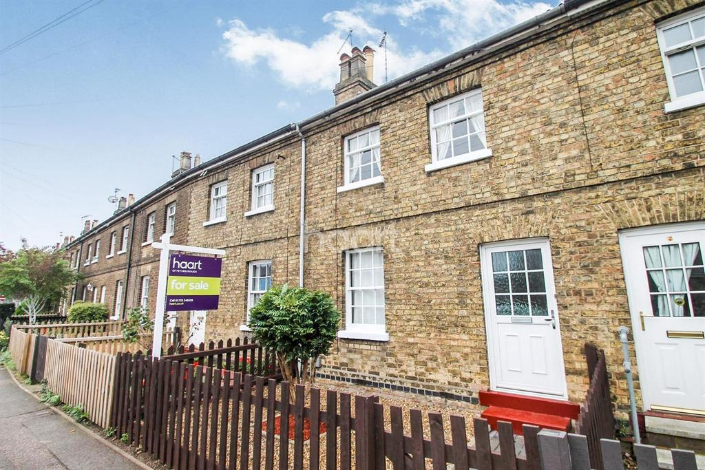 1 Bedroom Terraced House for sale in Lincoln Road, Millfield, Peterborough