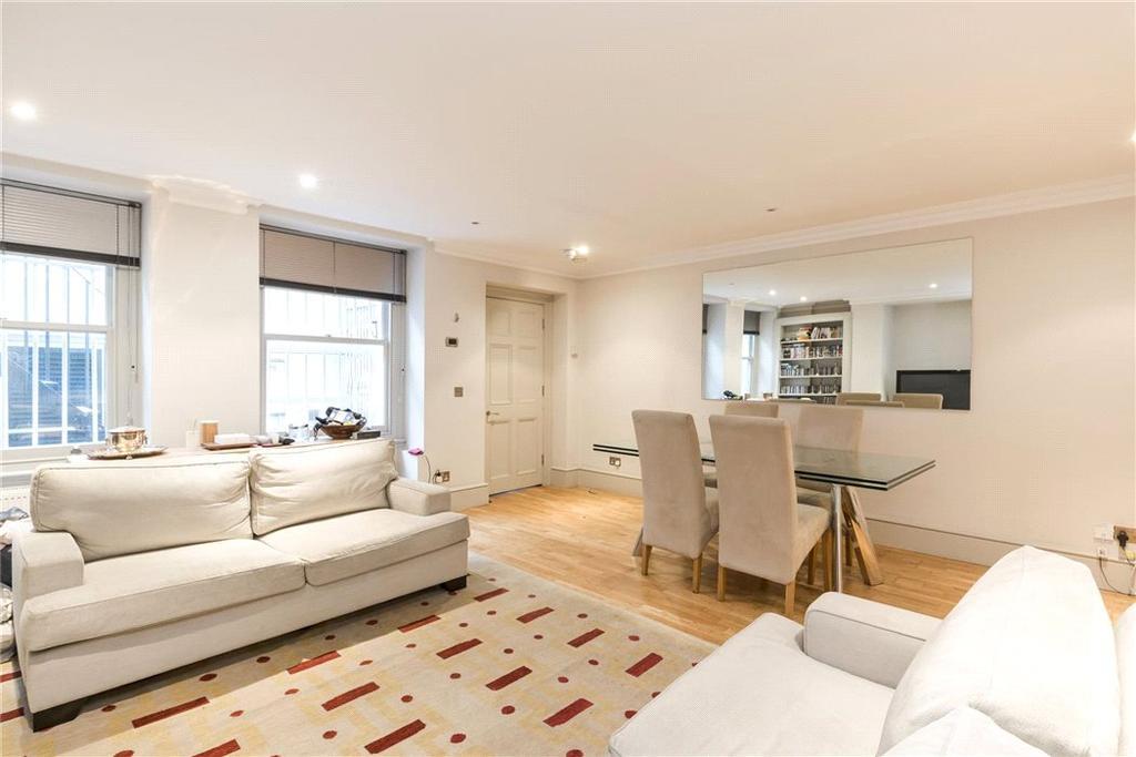 2 Bedrooms Flat for sale in Upper Berkeley Street, Marylebone, London, W1H