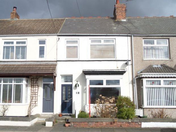 2 Bedrooms Terraced House for sale in HIGH ROAD, BISHOP MIDDLEHAM, SEDGEFIELD DISTRICT