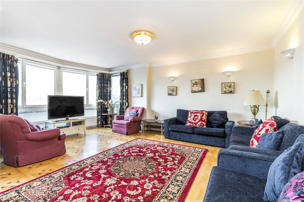 4 Bedrooms Apartment Flat for sale in Raynham, Norfolk Crescent, London, W2