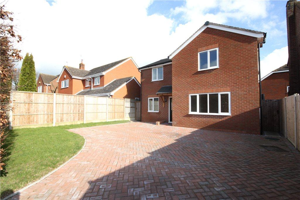 4 Bedrooms Detached House for sale in Winnington Gardens, Hanley Swan, Worcestershire, WR8