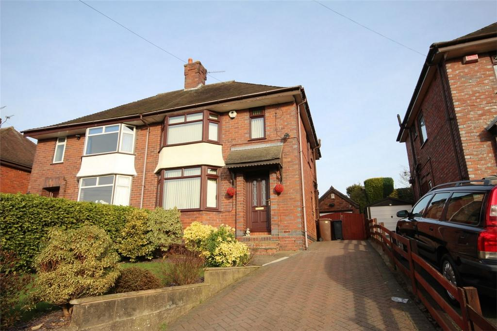 3 Bedrooms Semi Detached House for sale in Cheadle Road, Tean, Staffordshire