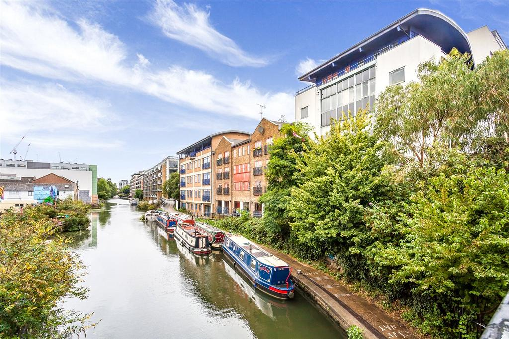 1 Bedroom House for sale in Baltic Place, London, N1