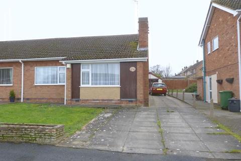 2 bedroom semi-detached bungalow for sale - Elwin Avenue, Wigston Fields