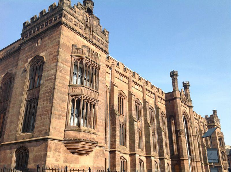 1 Bedroom Apartment Flat for sale in The Collegiate, Liverpool